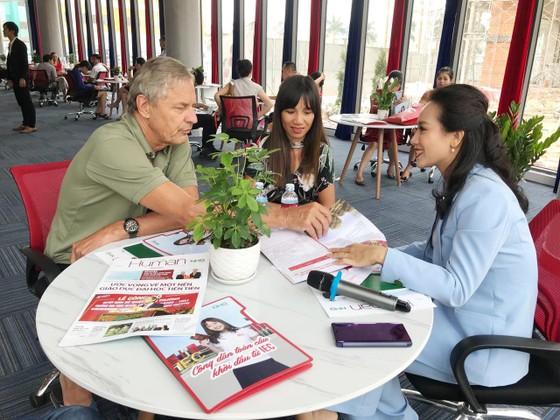 Khối nhà điều hành trung tâm Thành phố Giáo dục Quốc tế - IEC Quảng Ngãi chính thức đi vào hoạt động ảnh 3
