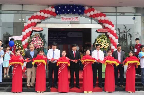 Khối nhà điều hành trung tâm Thành phố Giáo dục Quốc tế - IEC Quảng Ngãi chính thức đi vào hoạt động ảnh 1