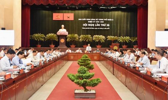 Thông báo Hội nghị lần thứ 26 Ban Chấp hành Đảng bộ TPHCM khóa X ảnh 2