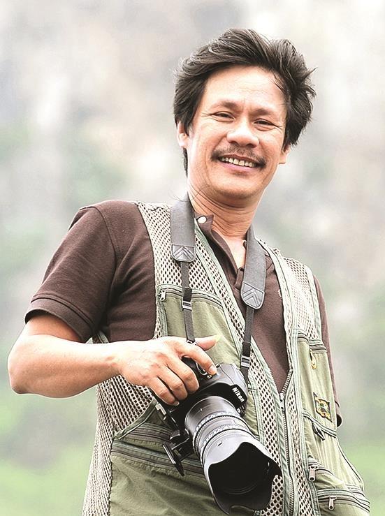 Nghệ sĩ nhiếp ảnh Thái Phiên: Không có đam mê, sẽ không thể làm nghề ảnh 1