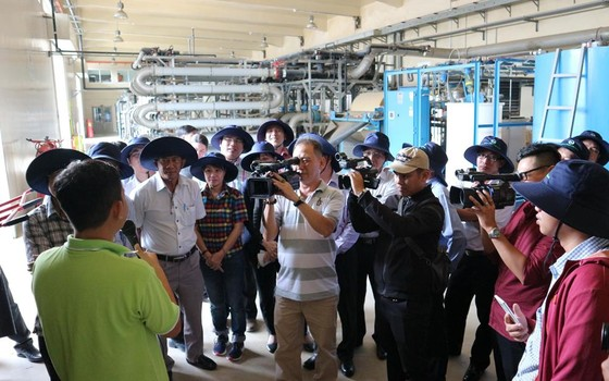 Tìm hiểu về công nghệ và quy trình vận hành xử lý chất thải tại VWS ảnh 1