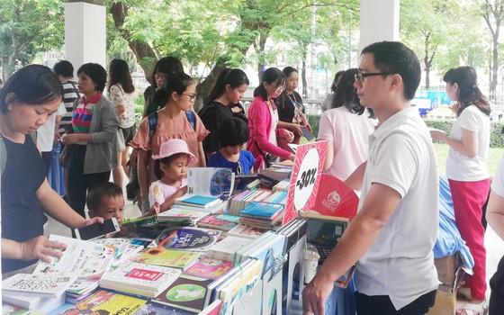 Hơn 200 đầu sách được giới thiệu tại Ngày hội đọc sách ở TPHCM ảnh 1