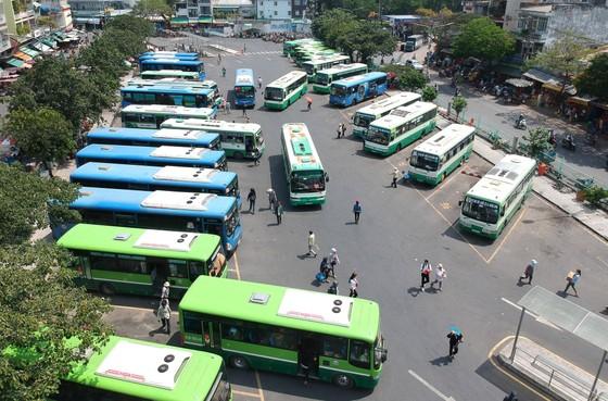Cần điều tra xã hội học về hoạt động xe buýt ảnh 1