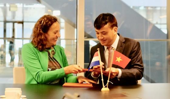 TPHCM đề nghị Hà Lan hỗ trợ phát triển Cần Giờ ảnh 2