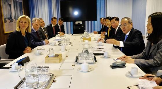 TPHCM đề nghị Hà Lan hỗ trợ phát triển Cần Giờ ảnh 3