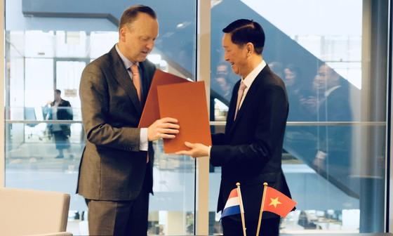 TPHCM đề nghị Hà Lan hỗ trợ phát triển Cần Giờ ảnh 1