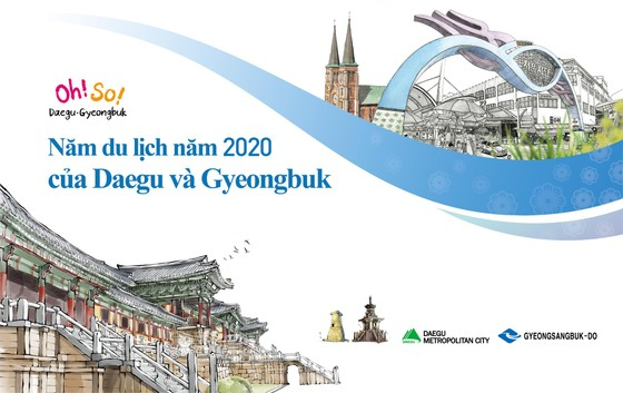"""TPHCM là điểm đến đầu tiên của chiến dịch quảng bá """"Năm du lịch Daegu-Gyeongbuk 2020"""" ảnh 1"""