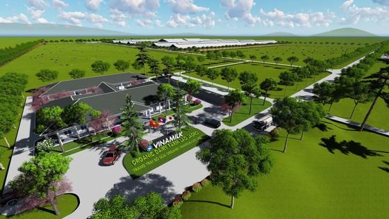 """Vinamilk khởi công xây dựng tổ hợp """"resort"""" bò sữa organic tại Lào ảnh 2"""