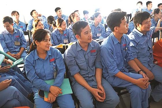 Truyền thông về chăm sóc sức khỏe cho người lao động tại Vĩnh Phúc ảnh 1