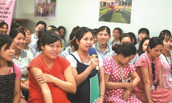 Truyền thông về chăm sóc sức khỏe cho người lao động tại Vĩnh Phúc ảnh 2
