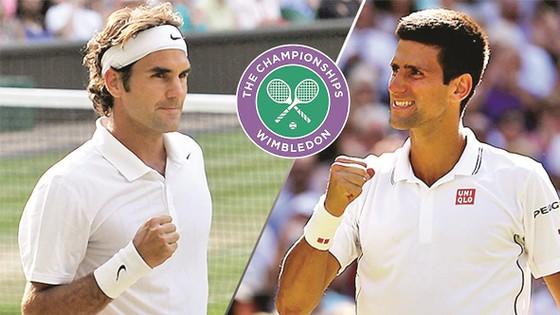 Đại chiến Federer và Djokovic