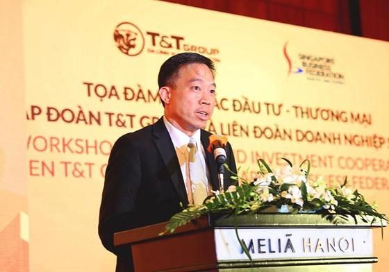 Tập đoàn T&T Group và Liên đoàn Doanh nghiệp Singapore trao đổi hợp tác thương mại và đầu tư ảnh 2