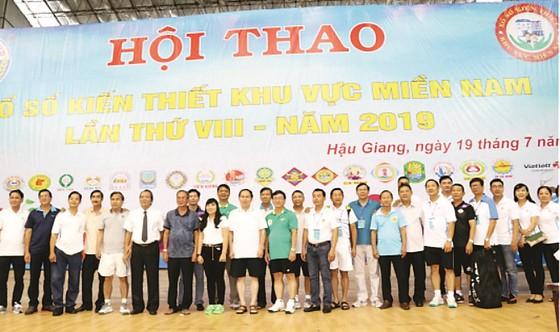 Hội thao XSKT khu vực miền Nam lần thứ VIII - năm 2019 tại tỉnh Hậu Giang ảnh 6