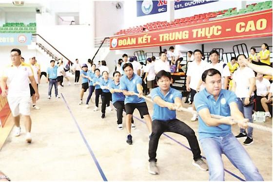 Hội thao XSKT khu vực miền Nam lần thứ VIII - năm 2019 tại tỉnh Hậu Giang ảnh 3
