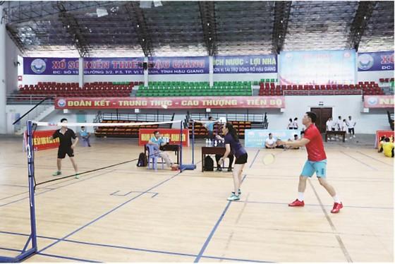 Hội thao XSKT khu vực miền Nam lần thứ VIII - năm 2019 tại tỉnh Hậu Giang ảnh 5