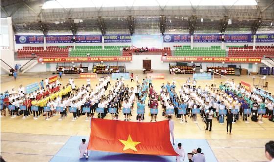 Hội thao XSKT khu vực miền Nam lần thứ VIII - năm 2019 tại tỉnh Hậu Giang ảnh 1
