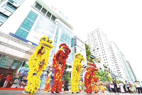 SCB Quảng Ninh khai trương trụ sở mới ảnh 1