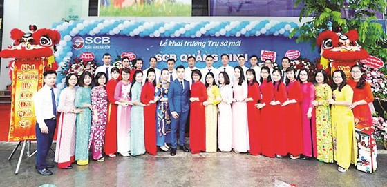 SCB Quảng Ninh khai trương trụ sở mới ảnh 2