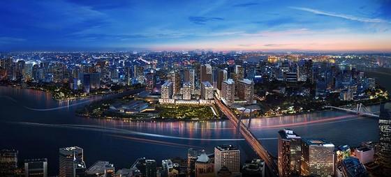 EXS Capital, ACA Investments, Credit Suise đầu tư thêm 121 triệu USD vào SonKim Land   ảnh 1