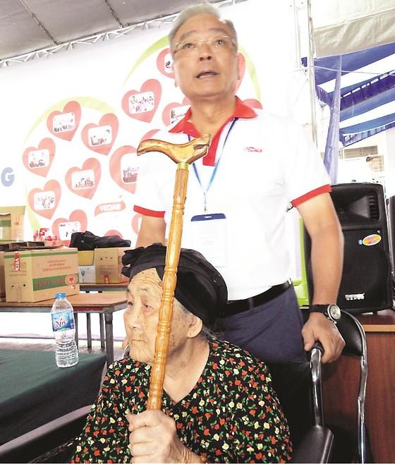 Công ty Vedan Việt Nam khám bệnh từ thiện và phát thuốc miễn phí tại tỉnh Đồng Nai ảnh 3