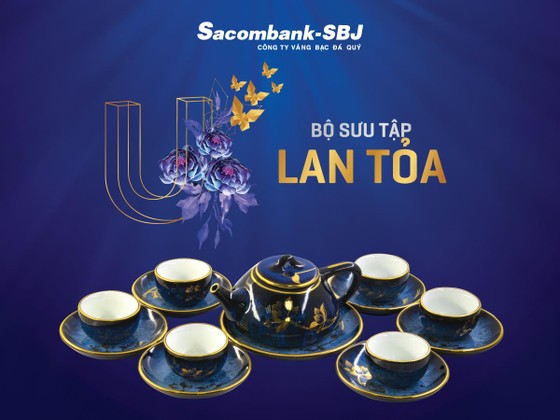 Sacombank-SBJ giới thiệu bộ sưu tập 'Lan tỏa giá trị hoàn mỹ' ảnh 3