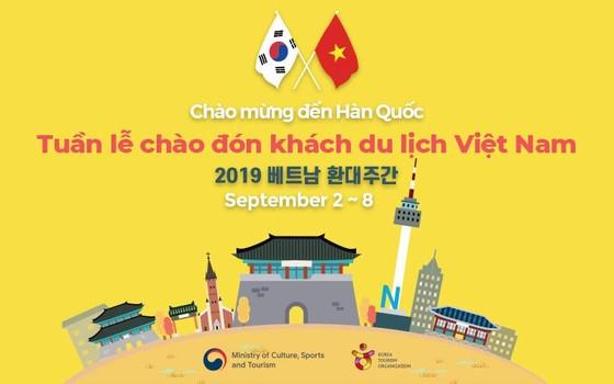 Hàn Quốc tổ chức Tuần lễ chào đón khách du lịch Việt Nam ảnh 1