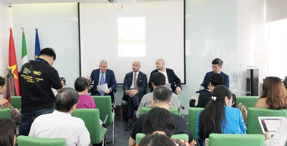 Italia chia sẻ cách bảo tồn di sản và phát triển kinh tế ở TPHCM  ảnh 1