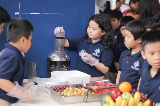 Gần 15.000 học sinh hệ thống giáo dục Nguyễn Hoàng cùng đón năm học mới 2019-2020 ảnh 5