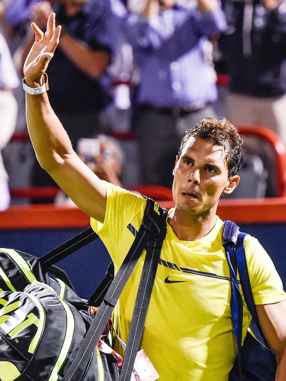 Rogers Cup – Montreal Masters 2017: Nadal tạm… tan mộng bá vương ảnh 1