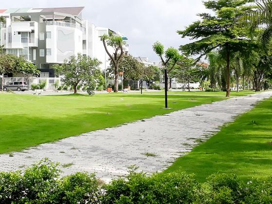 Biến công viên thành dự án nhà ở ảnh 1