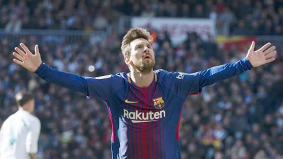 """Lionel Messi tiếp tục khẳng định vị thế """"ông vua"""" của Siêu kinh điển"""
