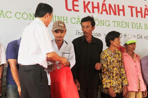 Bàn giao 15 công trình cầu nông thôn tại huyện Thạnh Hóa, Long An ảnh 4