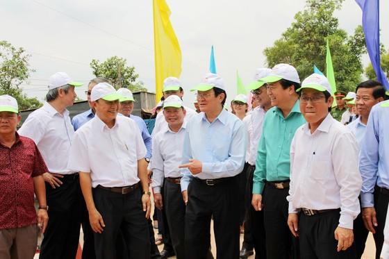 Bàn giao 15 công trình cầu nông thôn tại huyện Thạnh Hóa, Long An ảnh 1