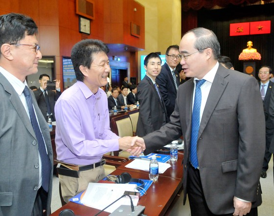 Hội nghị gặp gỡ giữa lãnh đạo TPHCM và doanh nghiệp FDI: Đột phá cơ chế, phát triển nhanh và bền vững  ảnh 3