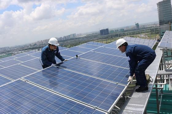 Khuyến khích sử dụng điện mặt trời ảnh 1