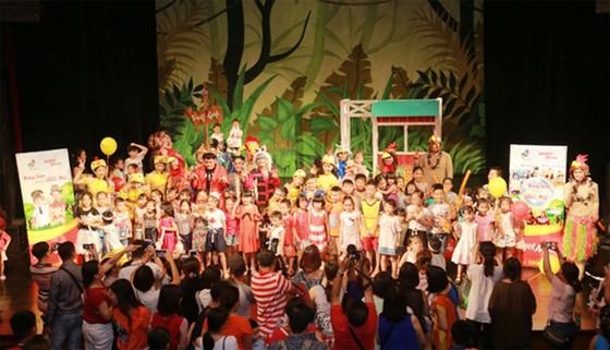 """""""Bay lên những ước mơ"""", show diễn ấn tượng mùa hè dành cho trẻ em ảnh 7"""