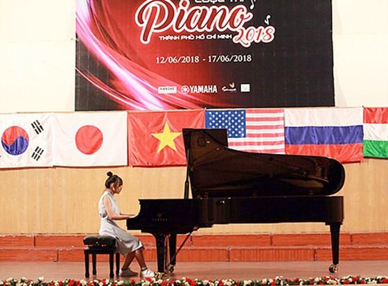 Cuộc thi Piano TPHCM 2018: Sân chơi của tài năng âm nhạc hàn lâm ảnh 1