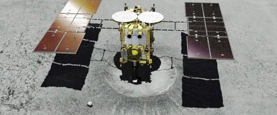 Tàu vũ trụ Nhật Bản đến đích tiểu hành tinh Ryugu sau hành trình 3,2 tỷ km ảnh 1