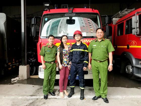 7 năm sáng chế xe chữa cháy của chàng trai 17 tuổi ảnh 1