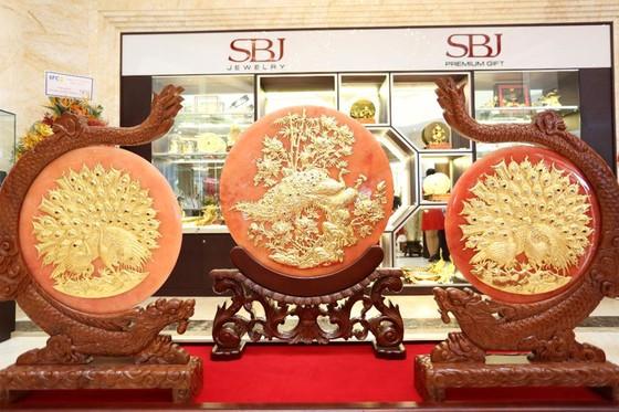 Sacombank-SBJ ra mắt thương hiệu quà tặng kim hoàn SBJ ảnh 2