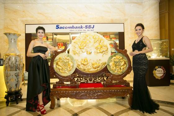 Sacombank-SBJ ra mắt thương hiệu quà tặng kim hoàn SBJ ảnh 1