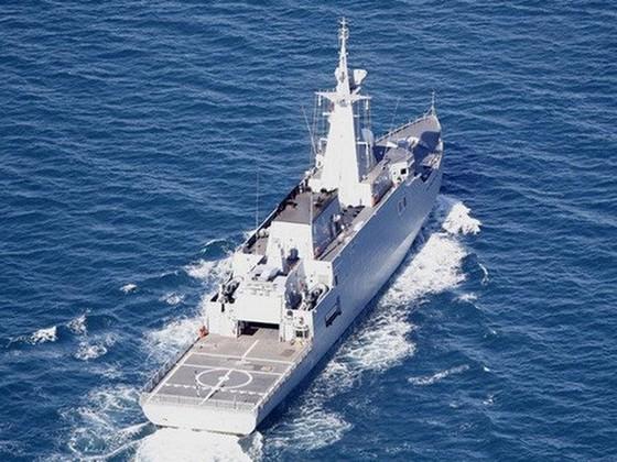 Saudi Arabia liên doanh với Tây Ban Nha đóng tàu chiến  ảnh 1