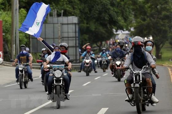 OAS yêu cầu Nicaragua tiến hành bầu cử sớm  ảnh 1