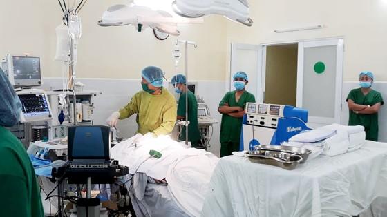 Nhật Bản hỗ trợ chuyển giao kỹ thuật y khoa mới cho Bệnh viện Quân y 175 ảnh 3