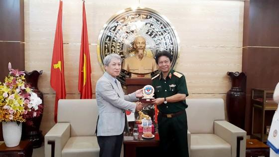Nhật Bản hỗ trợ chuyển giao kỹ thuật y khoa mới cho Bệnh viện Quân y 175 ảnh 2