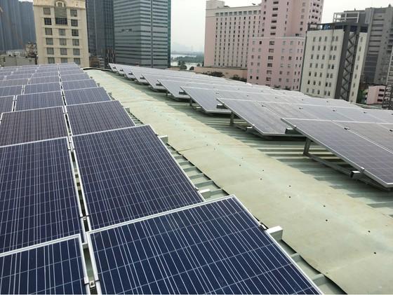 Chạy đua đầu tư điện mặt trời ảnh 1