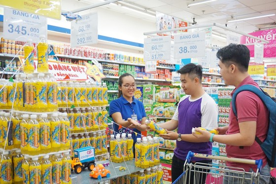 Giảm giá nhiều sản phẩm tiêu dùng trong tháng 9 ảnh 1