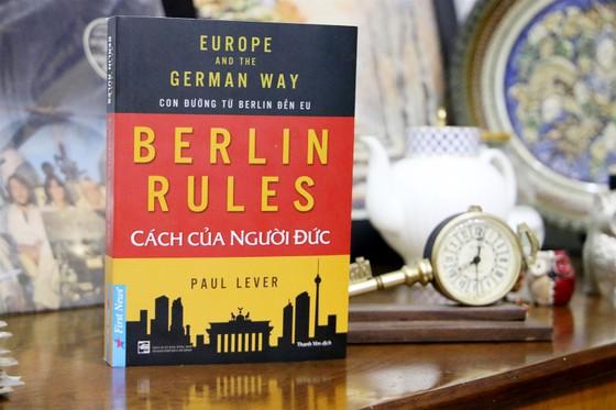 Cách của người Đức - con đường từ Berlin đến EU ảnh 1