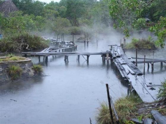 越南10大著名溫泉(上) ảnh 1