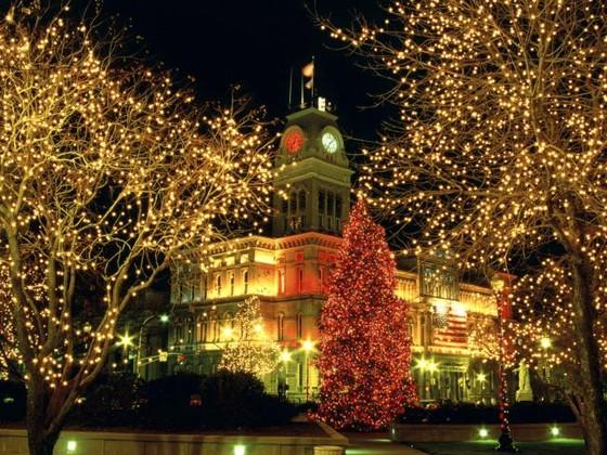 全球最有氣氛的聖誕之都 ảnh 4
